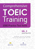 Comprehensive Toeic training: 1000 practice test items: Vol. 3: Actual test 11-15
