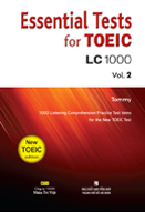 Essential test for Toeic LC 1000: Vol. 2