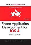 iPhone application development for iOS 4: Visual QuickStart guide