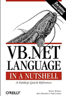 VB. NET language in a Nutshell: A desktop quick reference: 2nd edition