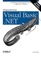 Programming Visual Basic .NET: 2nd edition