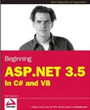 Beginning ASP.NET 3.5 : in C# and VB