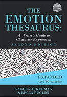 The emotion thesaurus : a writer's guide to character expression : 2nd ed.