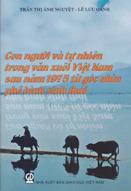 Con người và tự nhiên trong văn xuôi Việt Nam sau năm 1975 từ góc nhìn phê bình sinh thái