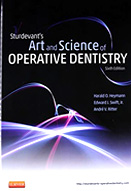 Sturdevant's art and science of operative dentistry : 6th ed.