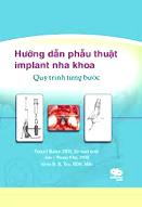 Hướng dẫn phẫu thuật implant nha khoa : quy trình từng bước = Surgical manual of implant dentistry : step-by-step procedures (kèm theo CD)