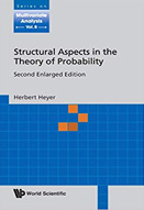 Structural aspects in the theory of probability : 2nd Enlarged ed.