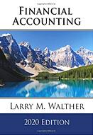 Financial Accounting: 2020 Edition