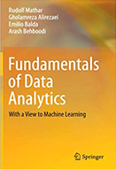 Fundamentals of data analytics : With a view to machine learning